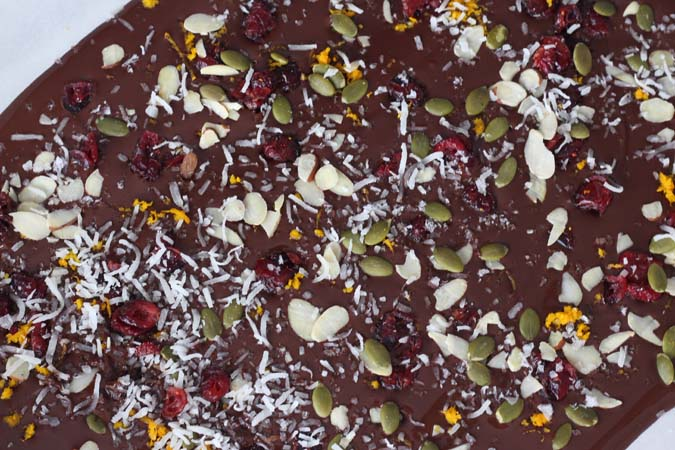 The Best Chocolate Bark