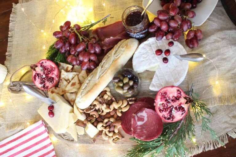 THE BEST CHEESE BOARD STYLING TUTORIAL
