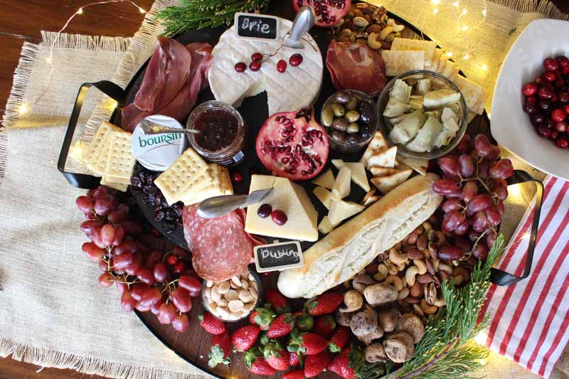 THE ULTIMATE CHARCUTERIE STYLING TUTORIAL