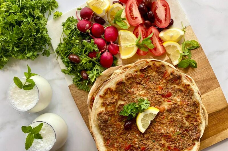 Lahmacun – Meat Pies