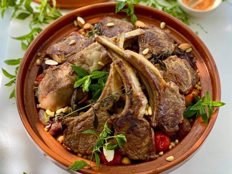 Moroccan Lamb Tagine Recipe