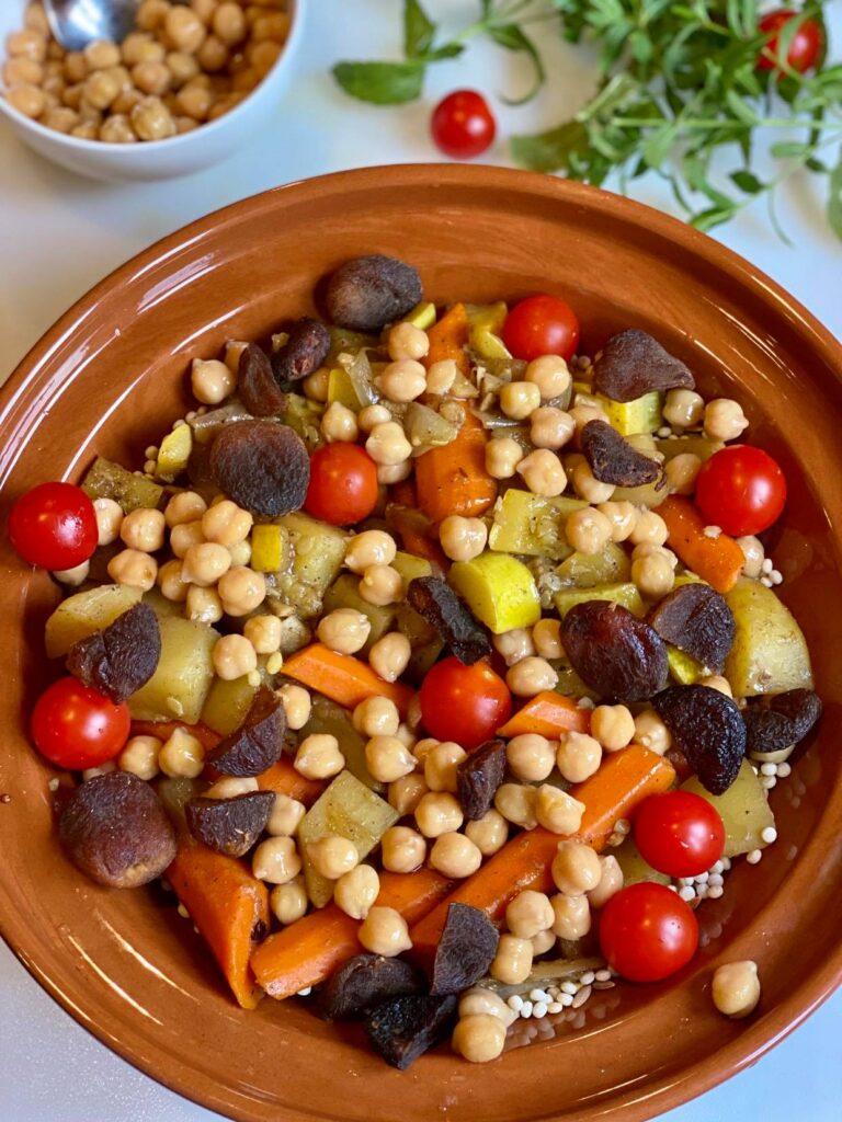 Moroccan Lamb Tagine - inspire live love