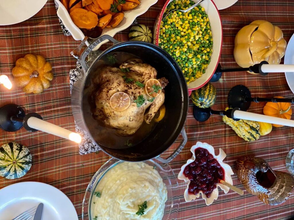 How to Cook a Turkey - An Easy Turkey Recipe for Thanksgiving