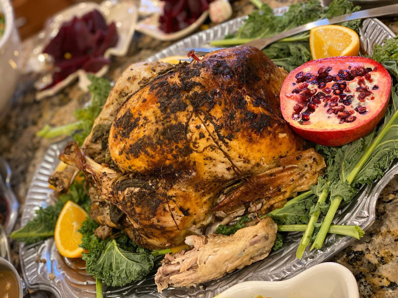 How to Cook a Turkey - Easy Turkey Recipe